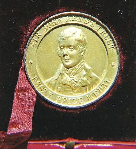 1903 Gold Medal